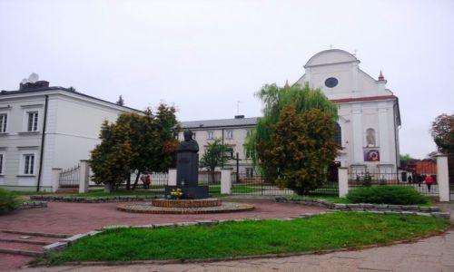 Zdjecie POLSKA / mazowieckie / Płock / Kościół św. Jana Chrzciciela