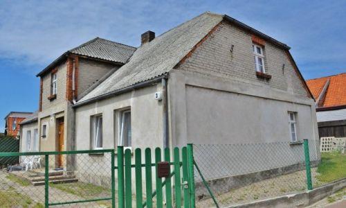 POLSKA / Pomorze / Jastarnia / Jastarnickie domy i budowle