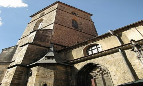Zdjecie POLSKA / Kotlina Kłodzka / Kłodzko / kościół Wniebowzięcia Najświętszej Marii Panny