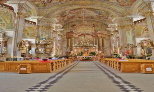 Zdjęcie POLSKA / Śląsk Opolski / Brzeg / Kościół Podwyższenia Krzyża