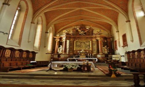 Zdjęcie POLSKA / Śląsk Opolski / Opole / Opole, kościół franciszkański