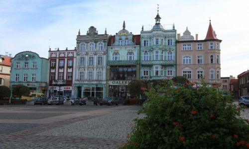Zdjęcie POLSKA / Pomorze / Tczew / Kamieniczki