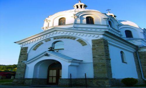 Zdjecie POLSKA / Małopolska / Szlachtowa / Kościół (cerkiew)