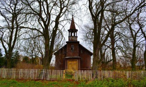 Zdjęcie POLSKA / Mazowieckie / Kamionka / Zamierające kościoły