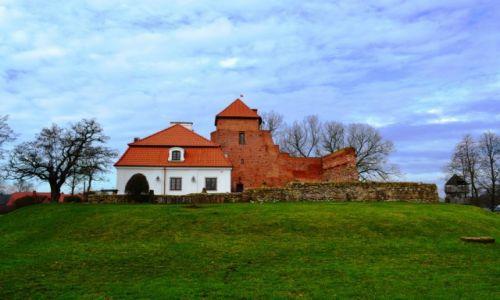 Zdjecie POLSKA / Mazowieckie / Liw / Zamek i zbrojownia w Liwie