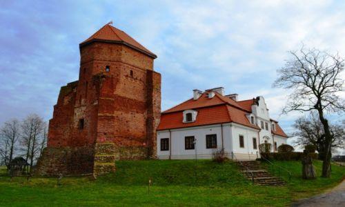 Zdjęcie POLSKA / Mazowieckie / Liw / Zamek i zbrojownia w Liwie