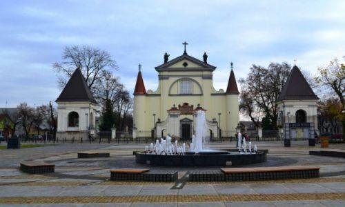 Zdjęcie POLSKA / Mazowieckie / Węgrów / Bazylika mniejsza