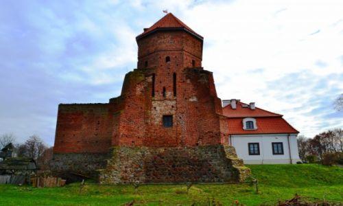 Zdjecie POLSKA / Mazowieckie / Liw / Baszta liwskiego zamku