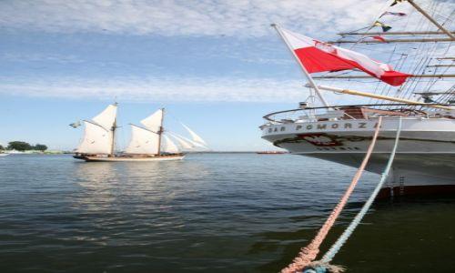 Zdjecie POLSKA / Pomorze / The Cutty Sark Tall Ship Race Gdynia 2009 / Żaglowce w Gdyni