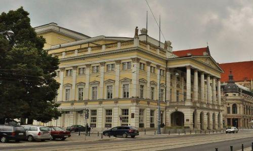 POLSKA / Dolny Śląsk / Wrocław / Wrocław, opera