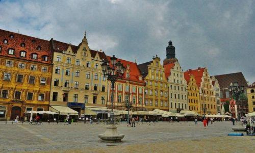 POLSKA / Dolny Śląsk / Wrocław / Wrocław, Rynek