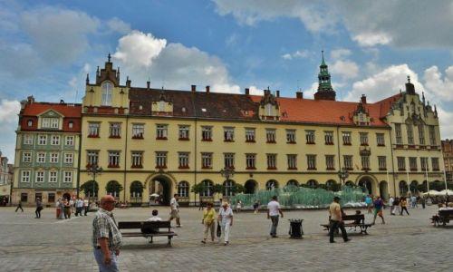 Zdjęcie POLSKA / Dolny Śląsk / Wrocław / Wrocław, ratusz