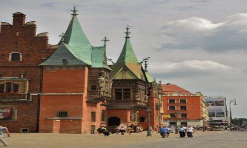 POLSKA / Dolny Śląsk / Wrocław / Wrocław, fragment ratusza
