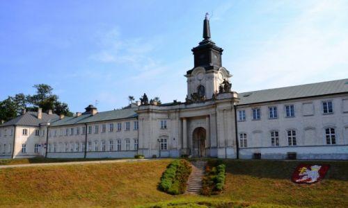 Zdjecie POLSKA / Lubelszczyzna / Radzyń Podlaski / Pałac