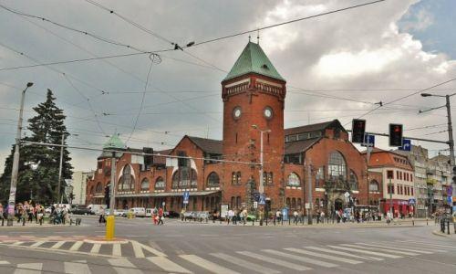 POLSKA / Dolny Śląsk / Wrocław / Hala Targowa