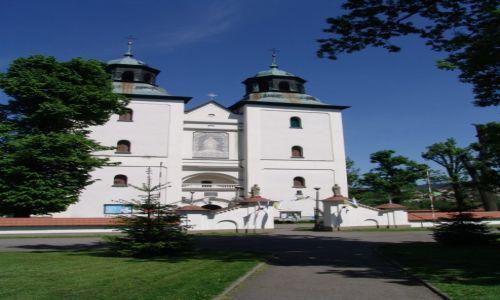 Zdjecie POLSKA / Żywieckie / Rychwałd / Sanktuarium Matki Bożej Rychwałdzkiej