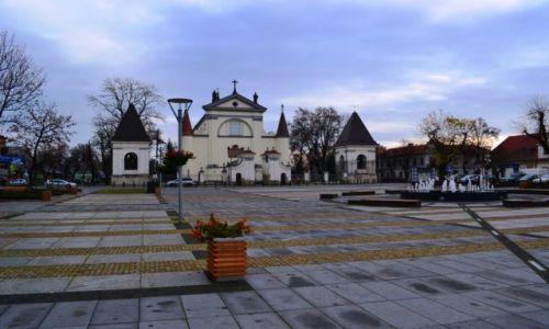 Zdjęcie POLSKA / Mazowieckie / Węgrów / Rynek