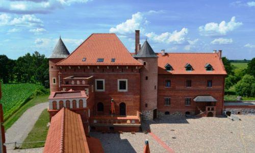Zdjecie POLSKA / Podlaskie / Tykocin / Tykociński zamek