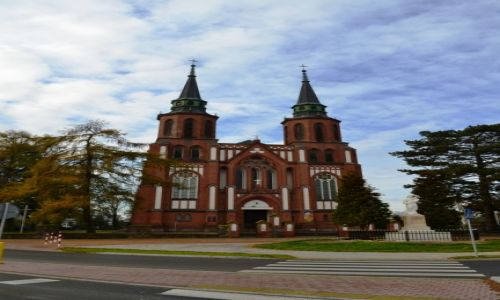 Zdjęcie POLSKA / Mazowieckie / Liw / Liwski kościół