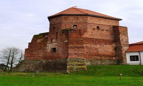 Zdjęcie POLSKA / Mazowieckie / Liw / Pozostałości starego zamku