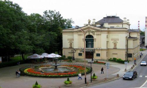 Zdjęcie POLSKA / Slask / Bielsko-Biala / Teatr Polski