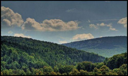 Zdjecie POLSKA / Góry Opawskie / Pokrzywna / trzy szczyty