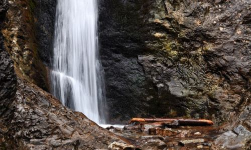 Zdjęcie POLSKA / Zakopane / Dolina Strążyska / Wodospad Siklawica