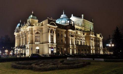 POLSKA / Ma�opolska / Krak�w / Krak�w, Teatr S�owackiego