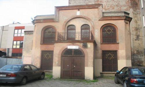 Zdjecie POLSKA / woj. łódzkie / Łódź / Synagoga