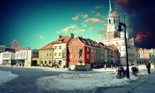 Zdjecie POLSKA / Wielkopolska / Poznań / Poznańskie Stare Miasto