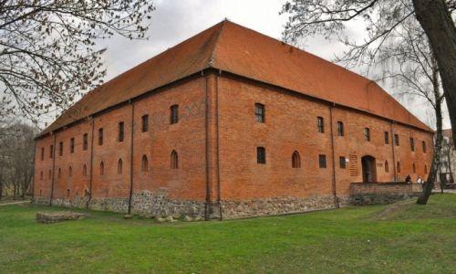 Zdjecie POLSKA / Warmia i Mazury / Ostróda / Ostróda, zamek krzyżacki