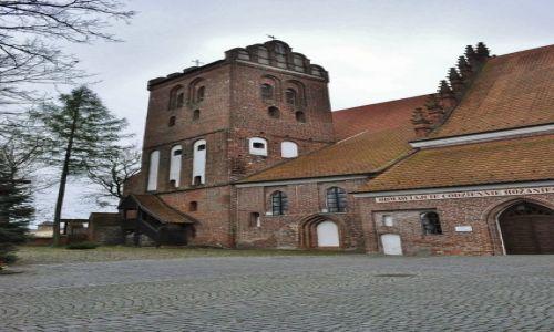 Zdjęcie POLSKA / Warmia i Mazury / Iława / Iława, zabytkowy kościół