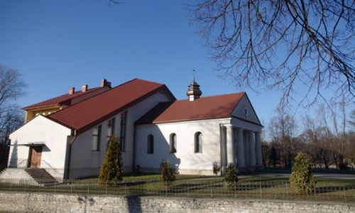 Zdjecie POLSKA / Płaskowyż Tarnogrodzki / Horyniec Zdrój / Kościół Zdrojowy