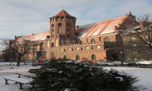 Zdjecie POLSKA / Pomorze / Gdańsk / Bazylika św. Mikołaja w Gdańsku