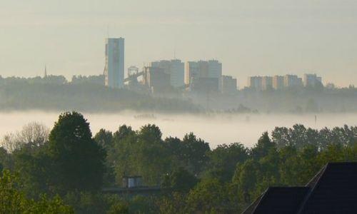 Zdjecie POLSKA / Śląsk / Bytom / Moje miasto nad ranem