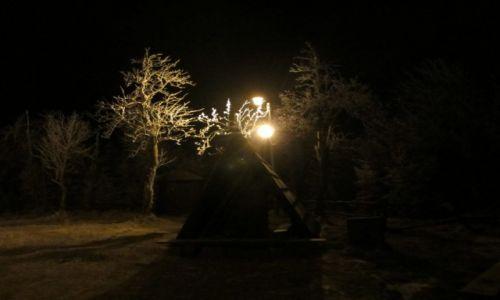 Zdjecie POLSKA / Góry Sowie / Hiszpania / na Wielkiej Sowie noca