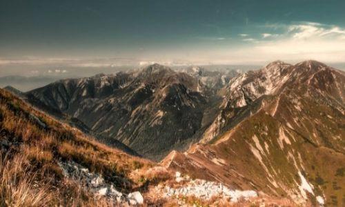 Zdjecie POLSKA / Tatry / Zakopane / Konkurs-Na Czerwone Wierchy
