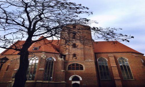 Zdjecie POLSKA / Wrocław / Kościół rektoralny św.Macieja /