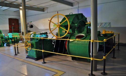 Zdjęcie POLSKA / Kaszuby / Pojezierze Kaszubskie / Kaszuby, najstarsza w Europie elektrownia wodna