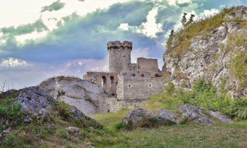 Zdjecie POLSKA / Jura / Ogrodzieniec / Ogrodzieniec, zamek