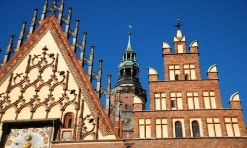 Zdjecie POLSKA / Wrocław / Wrocław / Magiczny Wrocław