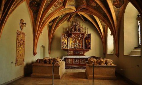 Zdjęcie POLSKA / Śląsk Opolski / Opole / Opole, kaplica grobowa Piastów