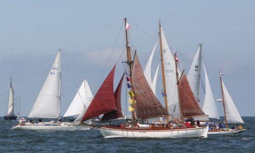 Zdjęcie POLSKA / Pomorze / Gdynia - The Tall Ships' Races Gdynia 2009 / Kolorowe żagle