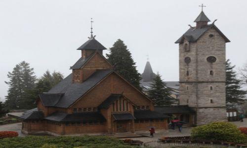 Zdjecie POLSKA / Sudety Zachodnie / Karpacz / Świątynia Wang