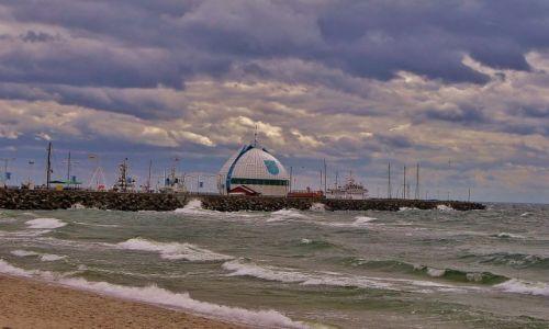 Zdjęcie POLSKA / Kaszuby / Hel / Hel, port rybacki