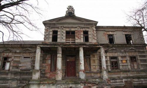 POLSKA / Konin / Nad Wartą / Pałac Reymonda