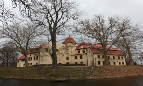 Zdjecie POLSKA / Pomorze / Krokowa / Pałac w Krokowej