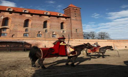 Zdjęcie POLSKA / Pomorze / Gniew / Zamek w Gniewie