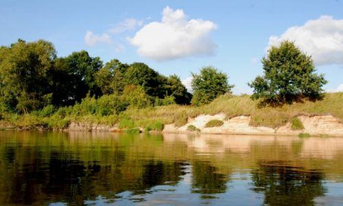 Zdjecie POLSKA / rzeka Bug / gdzieś za Drohiczynem / Brzeg rzeki