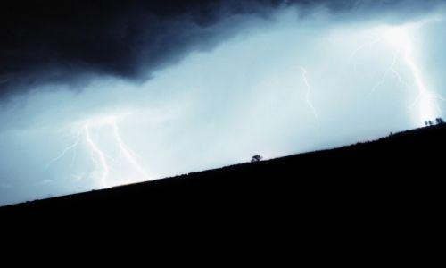 Zdjecie POLSKA / zachodniopomorskie / okolice szczecina / burza